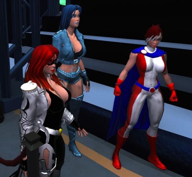 Starlett, Sapphire, and Galatea Future
